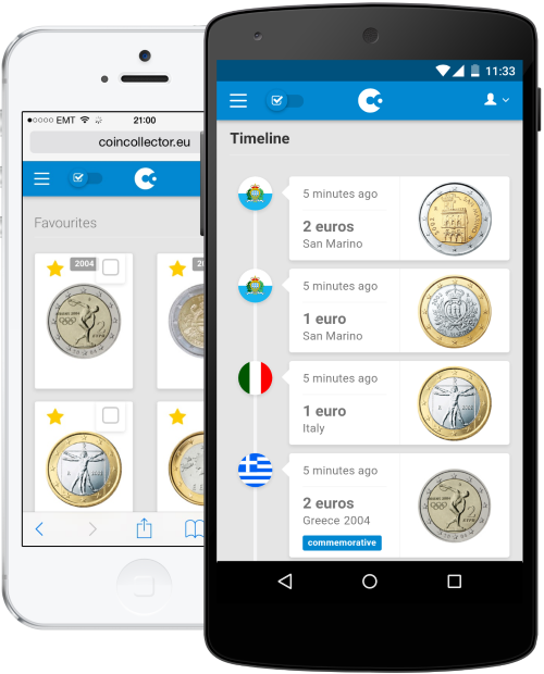 Coin Collector App Image
